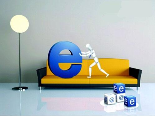 """从""""互联网+""""角度谈家装网站建设的未来"""