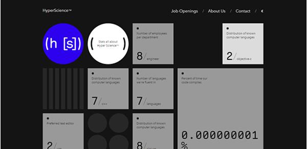 网站建设使用创意布局设计的优势